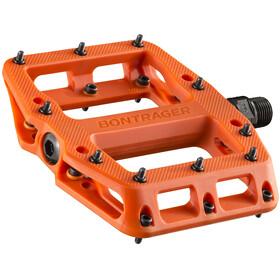 Bontrager Line Elite Pedali arancione